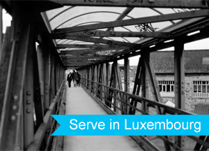 Serve and Volunteer in Luxembourg