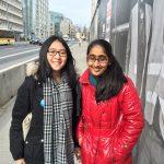 Jessie Zhan & Palak Jain