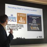 Serve The City SDG Goals - Nicolas Duprey